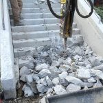 4 Steps – Concrete Demolition Edmonton