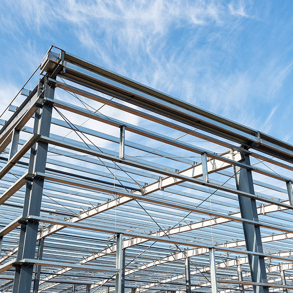 Steel Commercial Structure