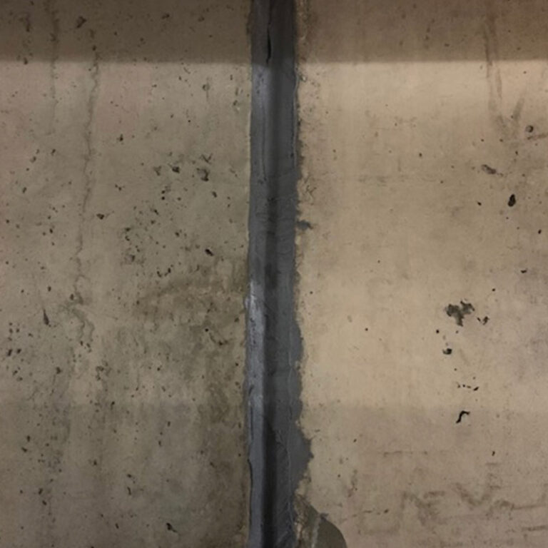 crack repair for concrete