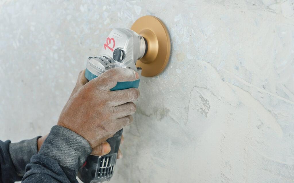 Concrete Grinder