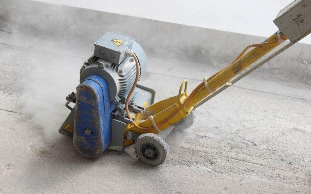 Concrete Miller