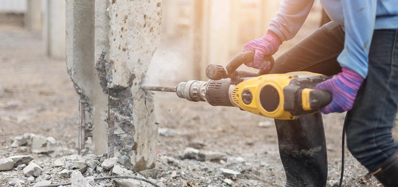 A Guide To Concrete Demolition In Edmonton